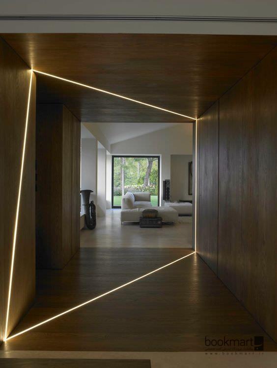 نور در طراحی