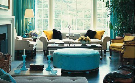شناخت رنگ در طراحی داخلی