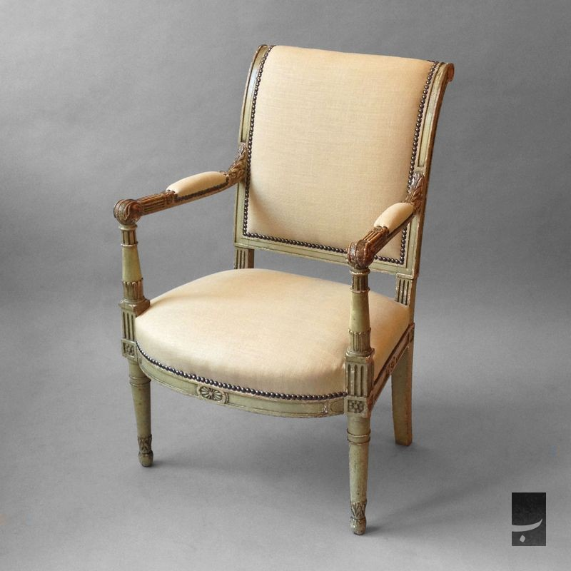 صندلی کلاسیک سلطنتی آنتیک