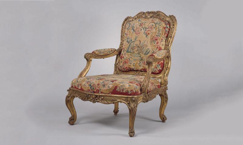 صندلی کلاسیک یا fauteuil