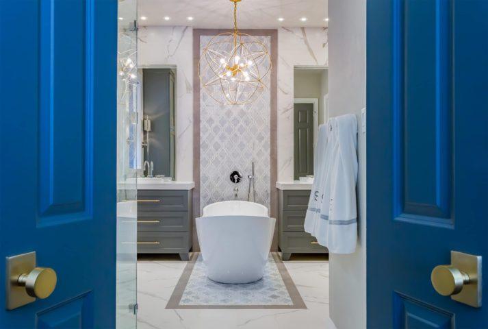 حمام خواب اصلی master bathroom