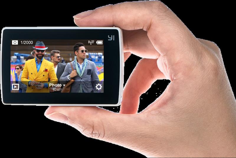 دوربین ورزشی ۴K شیائومی نسخه گلوبال انگلیسی