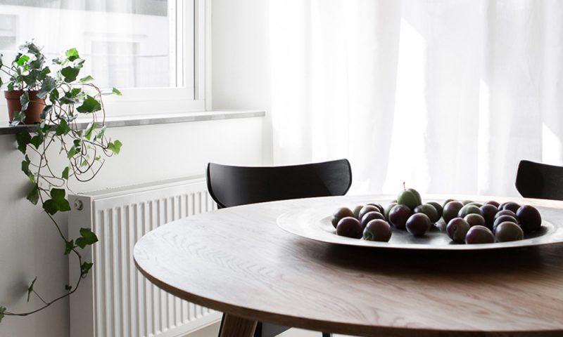 تزئین میز ناهارخوری با میوه