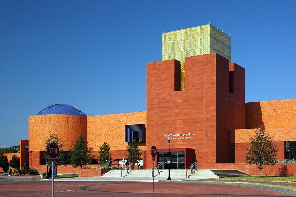 Fort Worth Museum of Science and History موزه تاریخ و علم فورت ورث