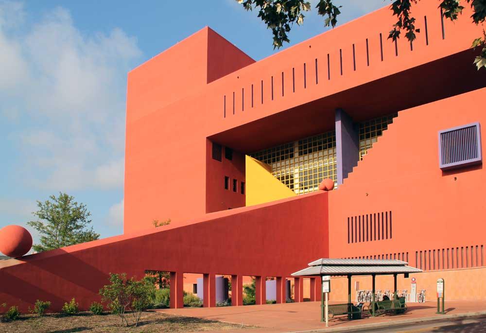 san antonio library کتابخانه سن آنتونیو
